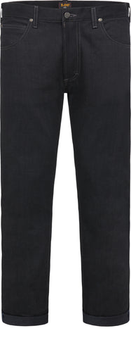 Lee 101S IN DRY Black Tapered Leg Jeans length 34