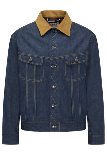Lee 101 STORM RIDER Jacket DRY Blue