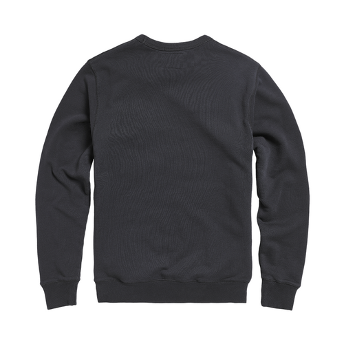 Radial Crew Sweatshirt Black