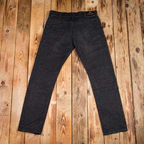 1958 Roamer Pant Elephant Skin rinsed black length 34 -  P0102-16-0015