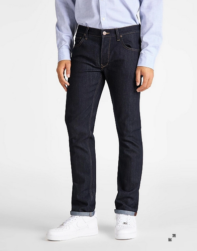 Lee - Daren Jeans Button Fly - Rinse