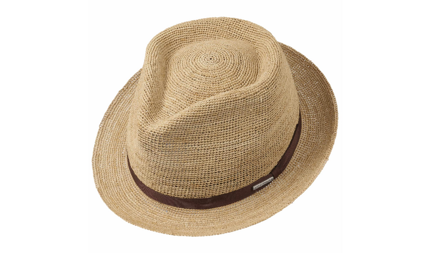 Stetson - Player Raffia Crochet