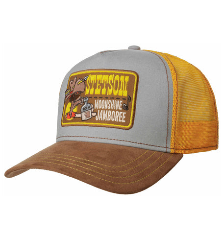Stetson Trucker Cap - Moonshine Jamboree