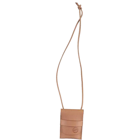 X CHOPPER POUCH NATURAL