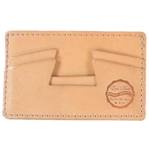 X CREDIT CARD HOLDER NATURAL