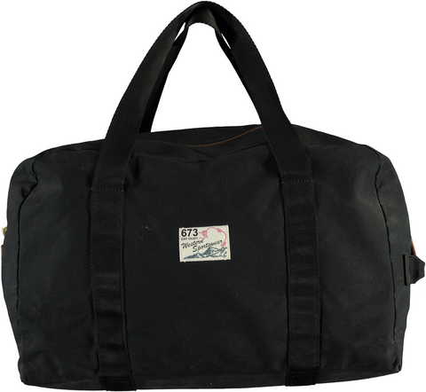 X DUFFEL BAG CANVAS