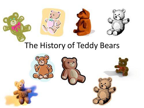 Origins of Teddy Bears