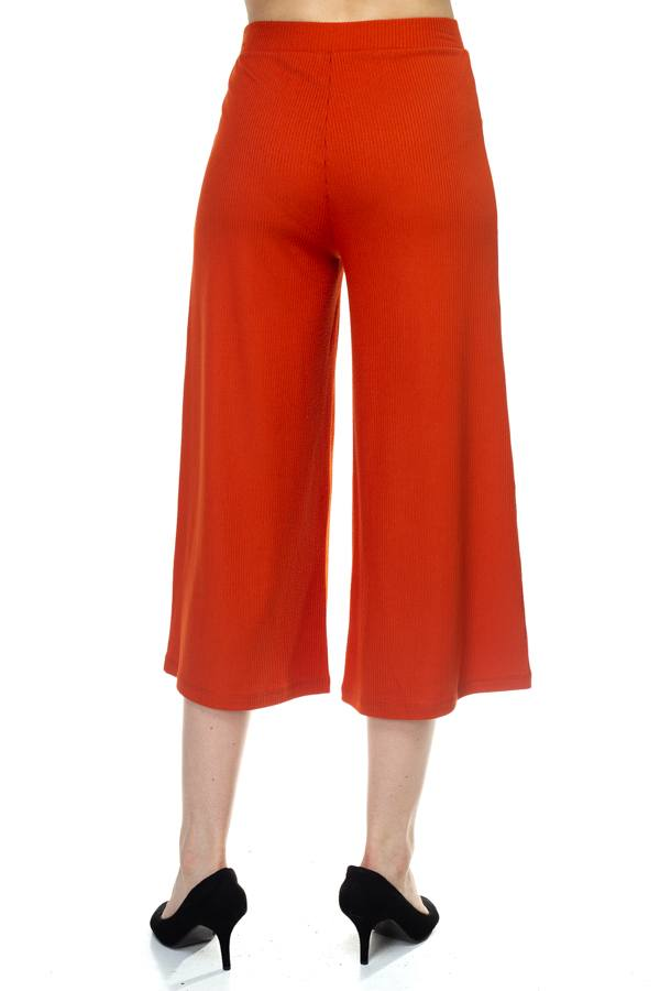 0c210825d1463 Solid Wide Leg Pants. Hover to zoom