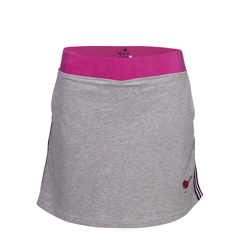Girls Golf Comfort Sweat Skort