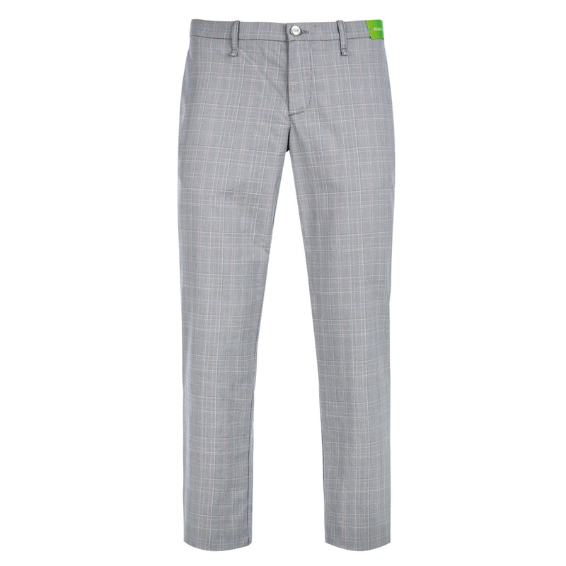 Alberto Rookie Checked Pants