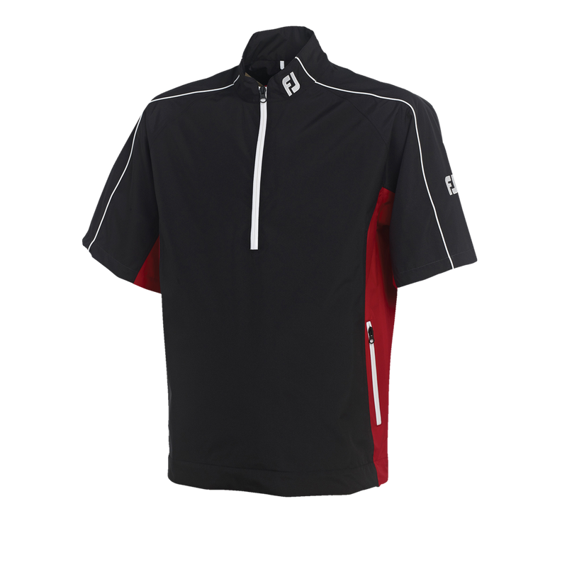 FootJoy Performance Short Sleeve Rainshirt