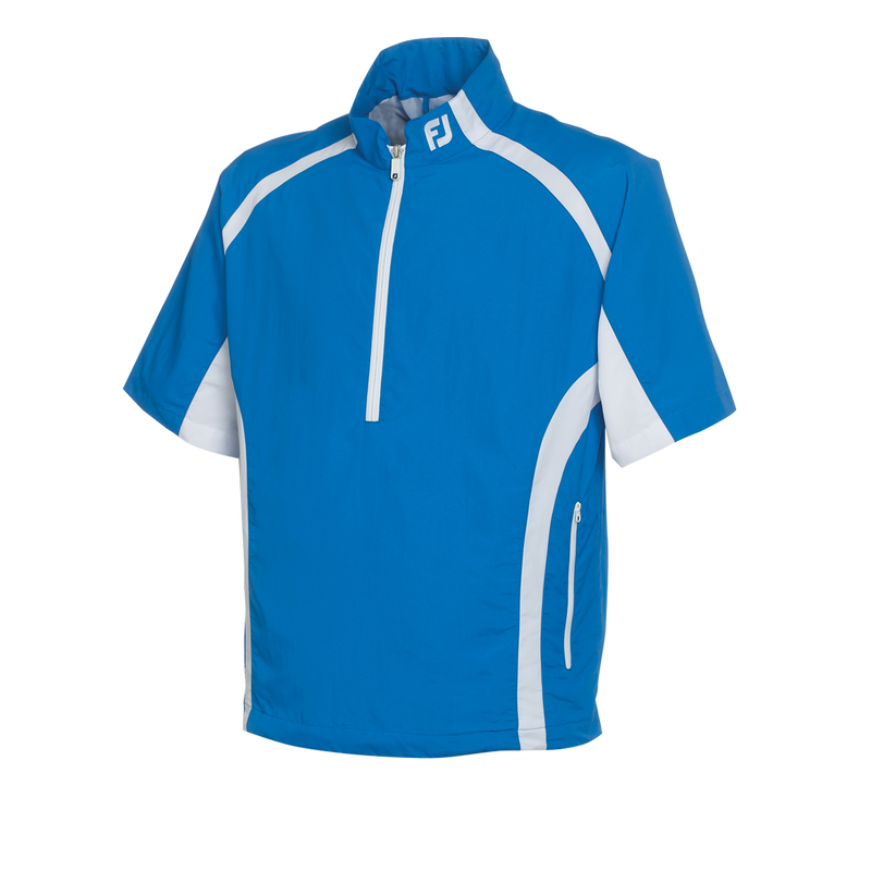 FootJoy Performance Short Sleeve Windshirt