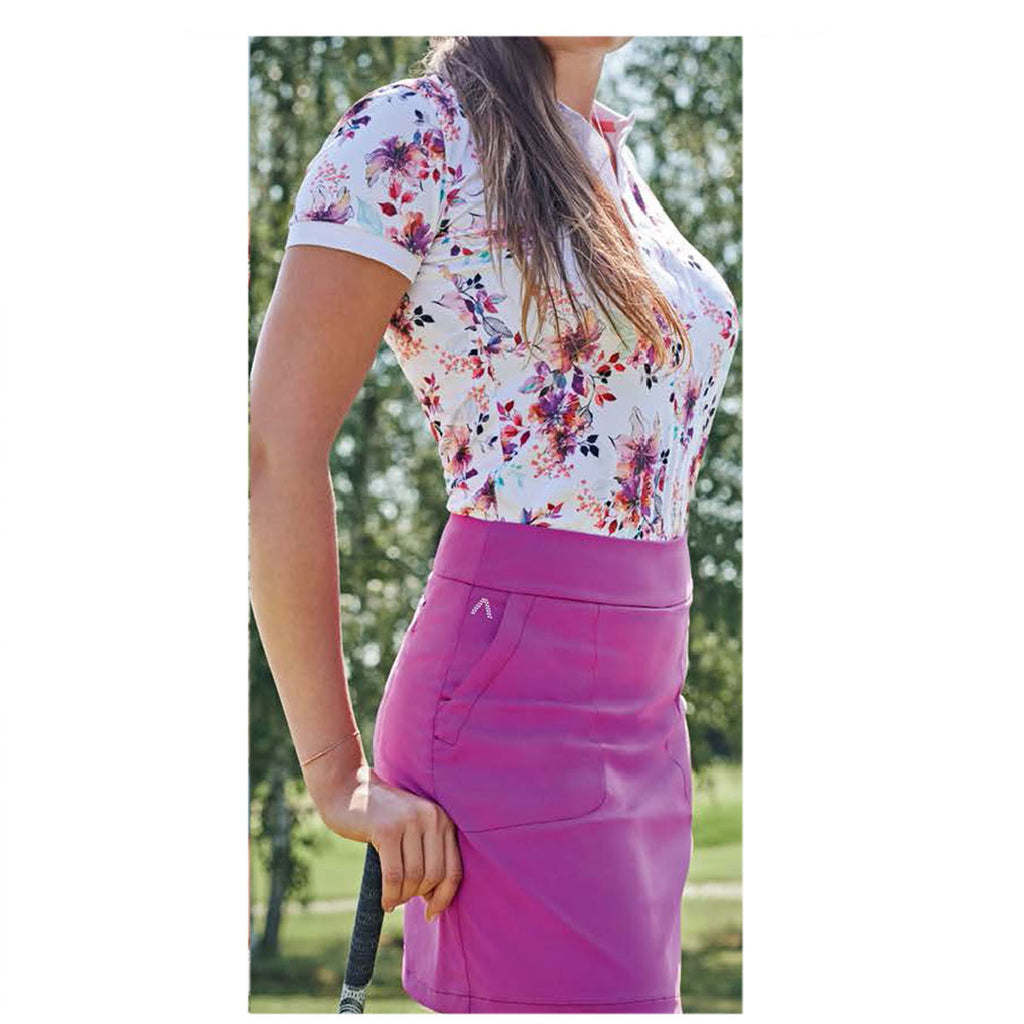 Alberto Ella Flower Polo