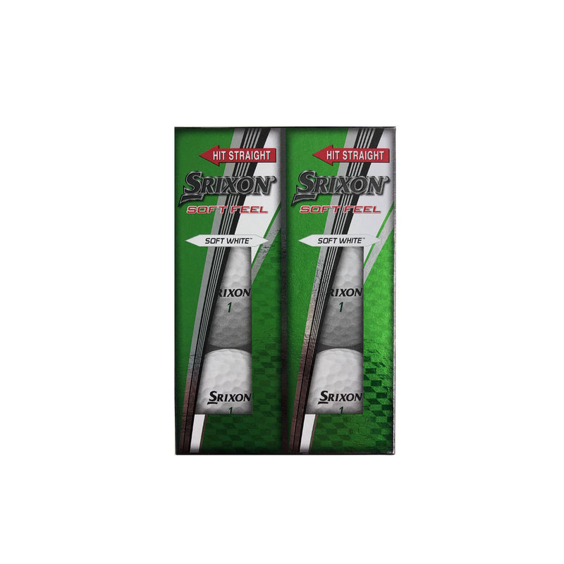 Srixon Soft Feel Performance Pack