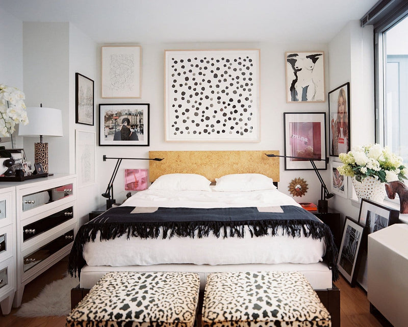 50 Above The Bed Wall Decor Ideas For Every Style