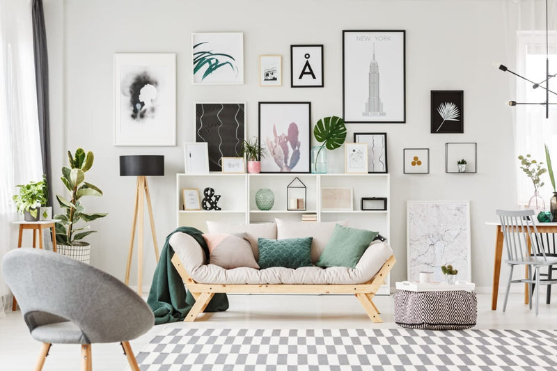 Ideas To Display Your Photos On Your Wall