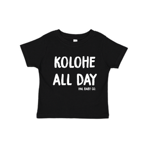 Kolohe All Day Black