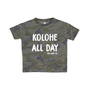Kolohe All Day Camo