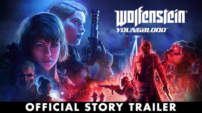 Wolfenstein: Youngblood – Revolutions Are Better with Friends