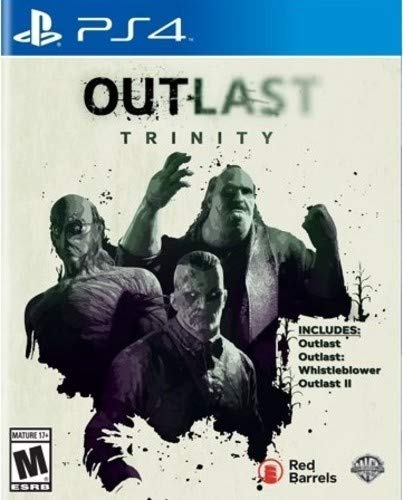 Outlast Trinity (PS4) - Game X Change