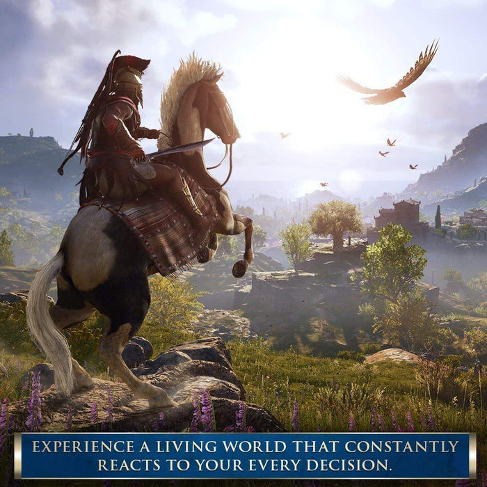 Assassin's Creed Odyssey (PS4) - Game X Change