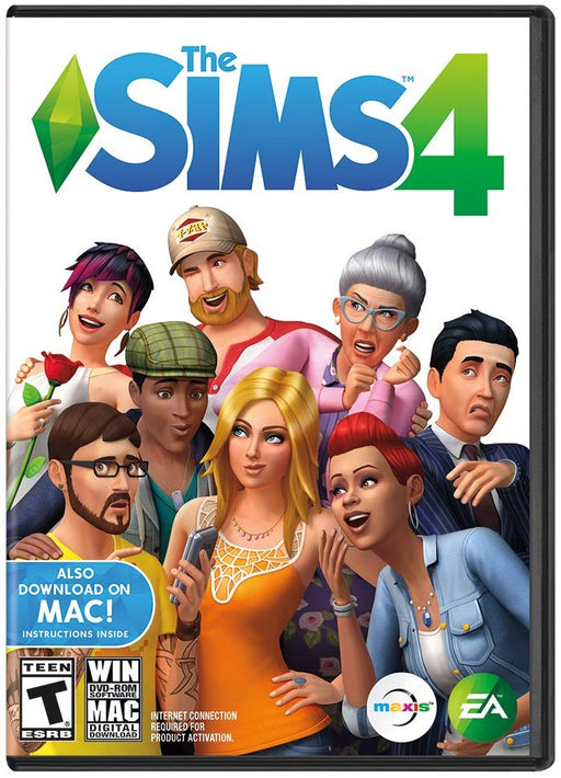 The Sims 4  (PC Code) ( Mac Code)