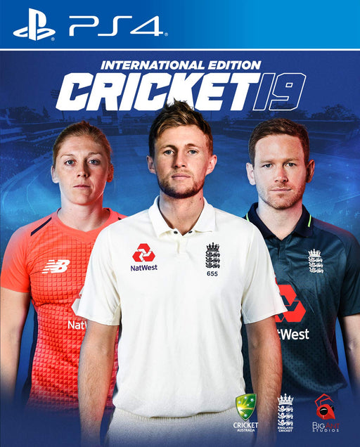 Cricket 19 International Edition (PS4)