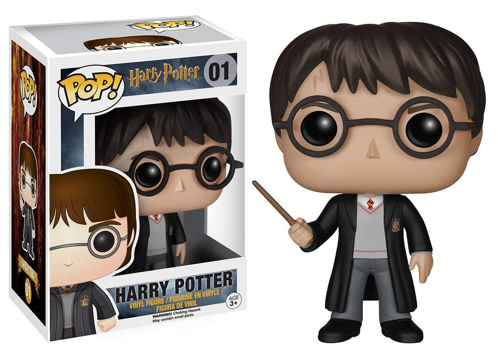 Pop! Movies: Harry Potter Action Figure - Game X Change