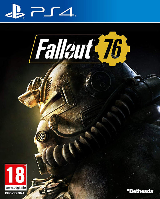 Fallout 76 (PS4) - Game X Change