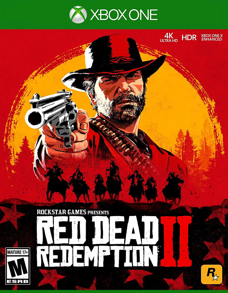 Red Dead Redemption 2 (XBOX One) - Game X Change