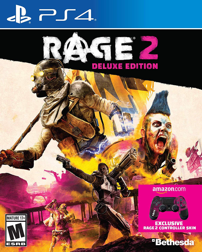RAGE 2 (PS4) - Game X Change
