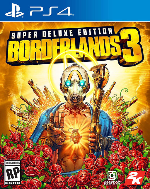 Borderland 3 (PS4) - Game X Change