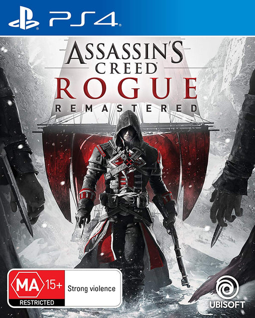 Assassins Creed: Rogue Remastered (PS4) - Game X Change
