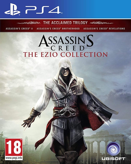 Assassin's Creed The Ezio Collection (PS4)
