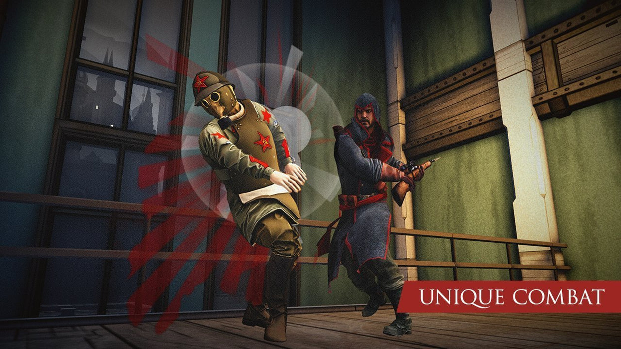 The Assassin's Creed Chronicles Trilogy Pack (PS4)