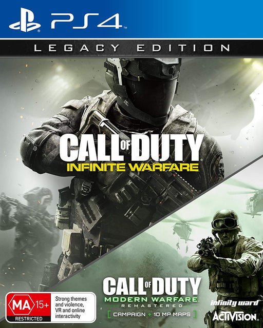 Call of Duty : Infinite Warfare – Legacy Edition (PS4)