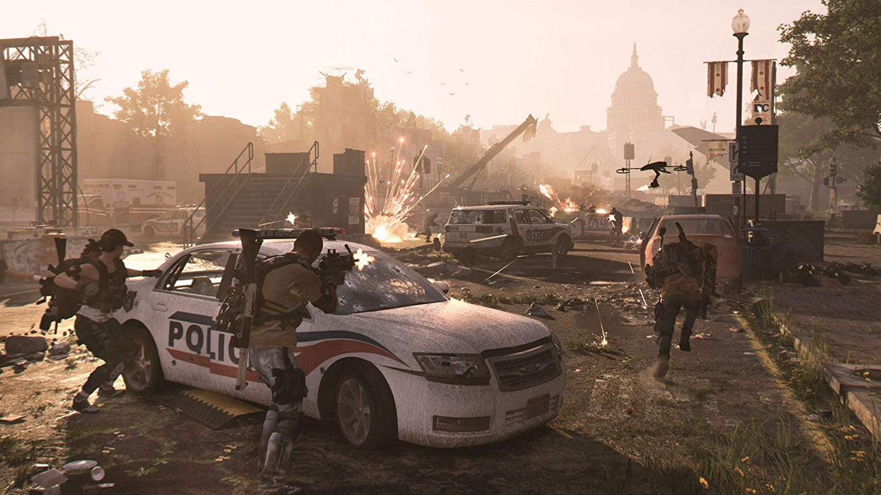 The Division 2 - Washington D.C. Edition (PS4)