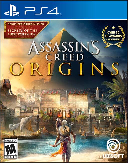 Assassin's Creed Origins (PS4) - Game X Change