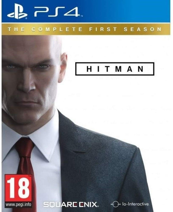 Hitman Season The Complete First Season Steel Book Edition (PS4)
