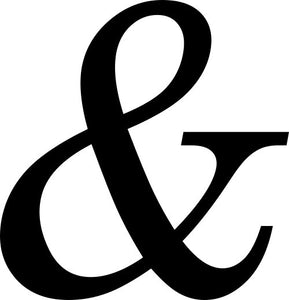 "Family & Friends (WDST01 16"") (WDST42 18"") plus Ampersand"