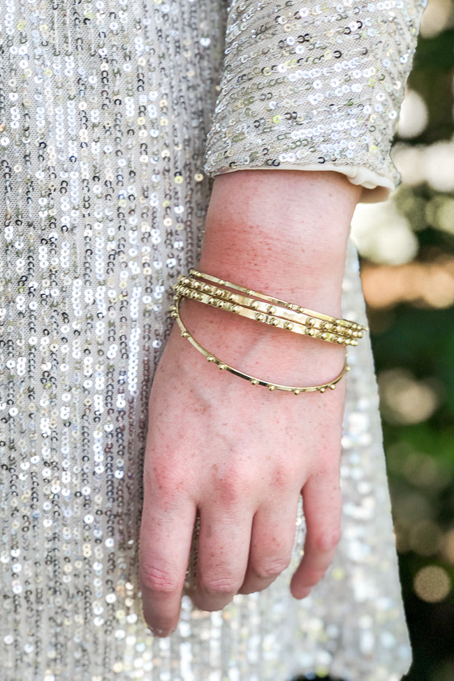 Bangles with Dots
