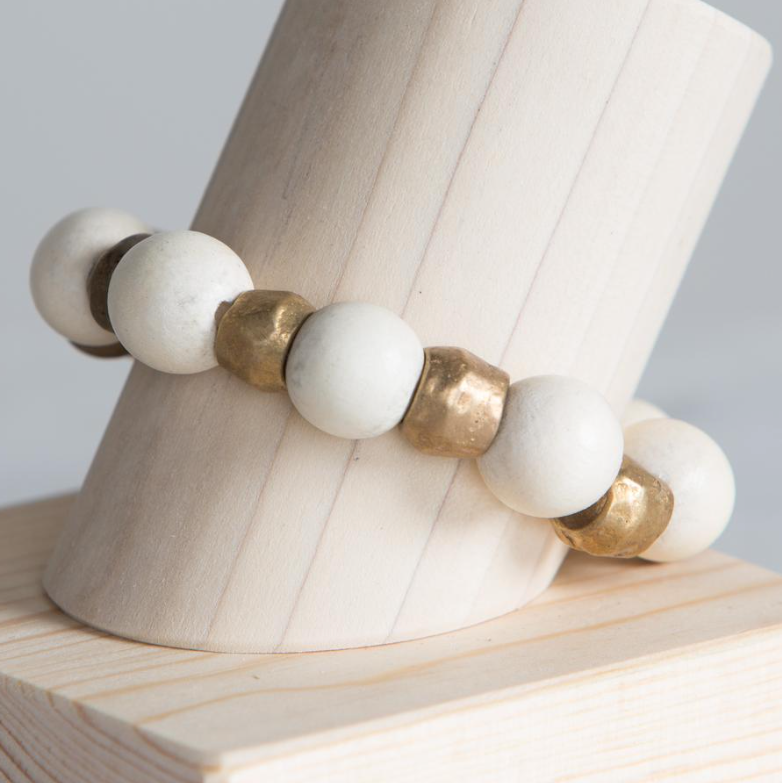 Binary Stretch Bracelet
