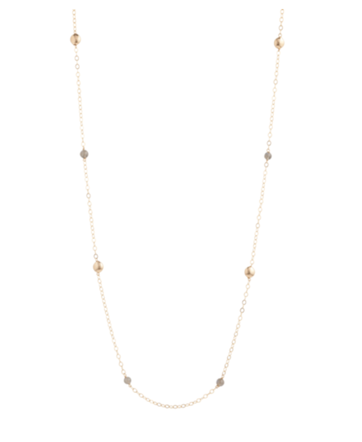 "Honesty Gold 41"" Necklace"