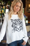 Tiger Face Sweater