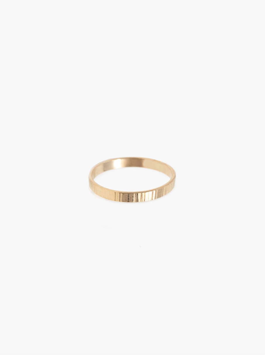 Luxe Beam Ring