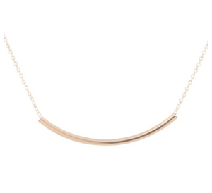 Bliss Bar Necklace