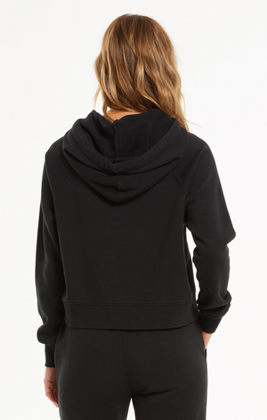 Faith Speckled Hoodie