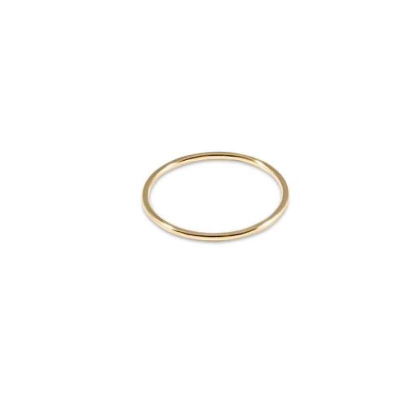 Classic Gold Thin Band