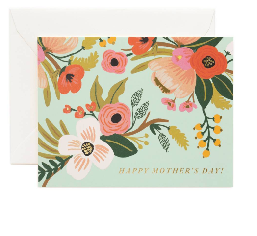 Pastel Mother's Day Card