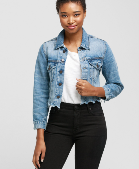 Naibi Cropped Jacket